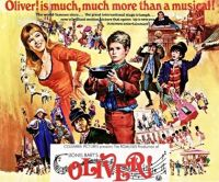 OLIVER! - 1968 POSTER - RON MOODY, SHANI WALLIS, OLIVER REED