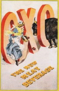 Oxo Beef Broth {Vintage Ads}