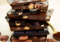 Nov 7 is National Bittersweet Chocolate with Almonds Day