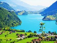 a Breathtaking View, Switzerland