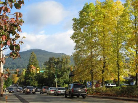 St Georges Ave, North Vancouver