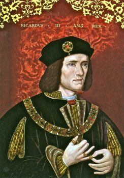 RICHARD III - KING OF ENGLAND, 1483 - 85