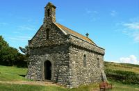 Small chapel in Wales