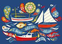 I Saw Three Ships -  Alice Stevenson