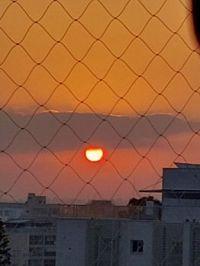 one day's sunrise