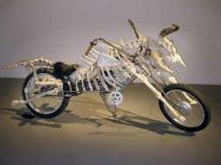 Billie Grace Lynn- Mad Cow Motorcycle