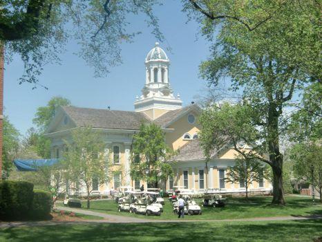 Mary Lyon Hall, Wheaton College, Norton, MA, June 2014