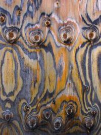 Weathering Wood in Jackson Hole