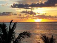 Cozumel, sunset
