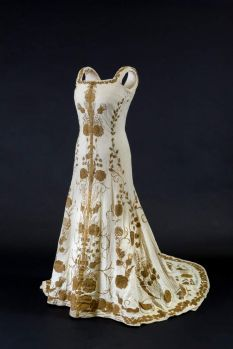 Queen Mother's 1937 Coronation Tulle Gown