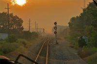 GTW(CN) train M394 Approach Medium at Lapeer, Michigan