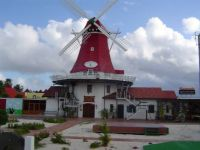 Aruba  dutch windmill