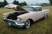 '57 Cadillac Coupe de Ville