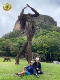 Brasil - Estátua Gigante (Ibitipoca)