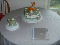 Grandson's First Birthday Party