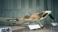 Spitfire at Duxford, I think