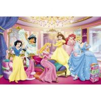 Disney princess dressing up