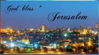 Jeruzalém, Izrael .........
