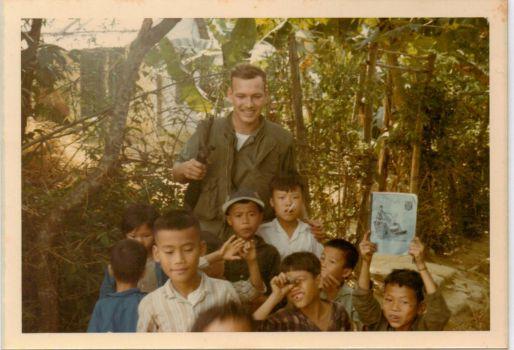 1969 vn Med CAP outside DaNang