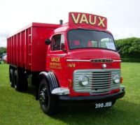 """1959 Commer, My father used to drive these """"big rigs"""" back in their day, 2 Stroke """"Komma- Knocker""""r"""""""