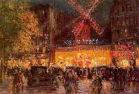 Alie Peré Ysem : Moulin Rouge,1913