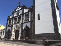 Cathedral of Sao Sebastião, Ponta Delgada, Sao Miguel, Azores, Portugal