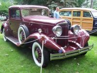 1931 REO Royale 35 Cuope -