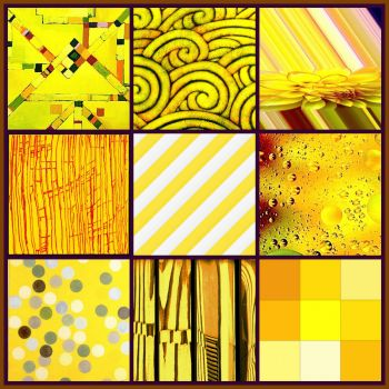 Abstracts in Yellow!  (large)