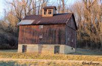 Jersey Co. Illinois Barn Robert Bierman