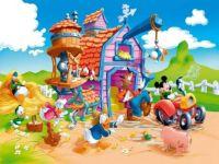 Mickey Mouse on the Farm