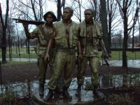 The Three Soldiers, Washington, D.C., USA