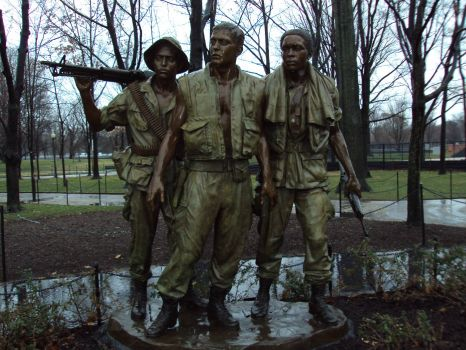 The Three Soldiers, Washington, D.C., USA