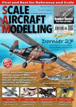 Scale American Modelling Volume 41 Issue 3 May 2019