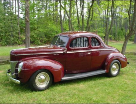 1940 Ford!!(spunky & the bandit).