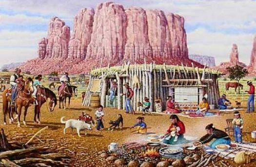 The Navajo Way