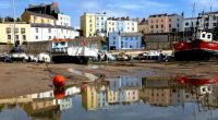Tenby Harbour, West Wales!!