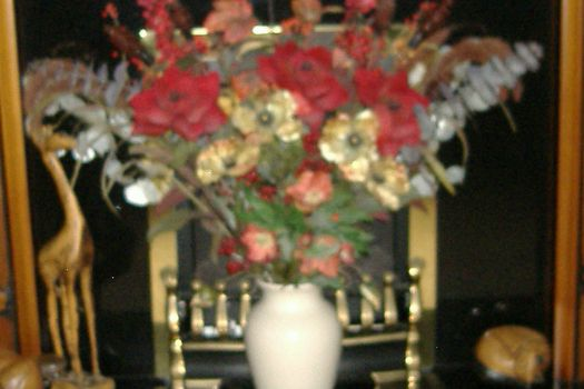 Floral Display - Hearth Flowers