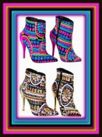 Blingful Boots