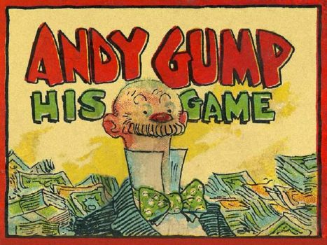 Andy Gump, Vintage Game