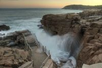Thunder Hole, Acadia National Park, Maine