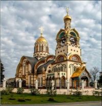 Church of the Holy Equal-to-the-Apostles Grand Duke Vladimir Russia, Sochi, Russia