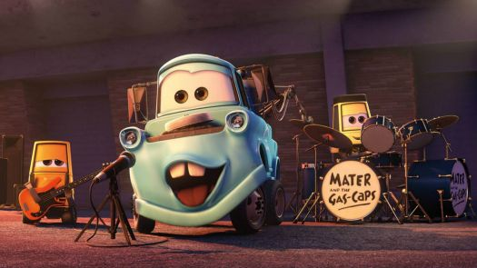 Mater & The Gas-Caps...