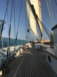 1939 John Alden schooner