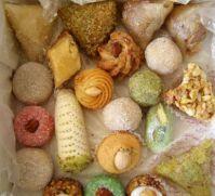 Almond Pastries, Tunisia