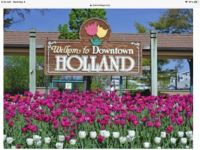 Holland, Mi. Tulip Festival