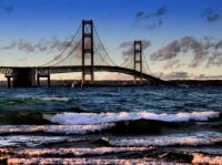 Mackinac Bridge, St. Ignace, Mi