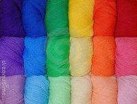 Very colorful Yarn!
