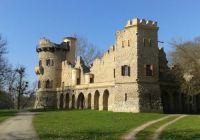 Janův hrad v Lednici
