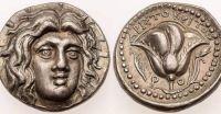 Greece - Island of Rhodes, coins