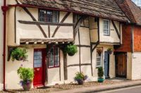 A Steyning Street - Sussex England